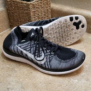 Nike Free 4.0 Flyknit Sneaker Shoes Size 12